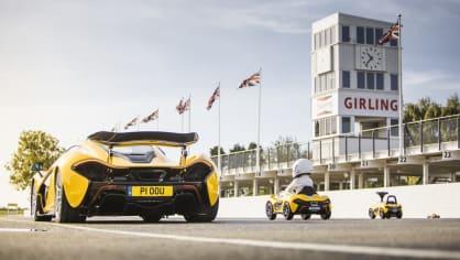 McLaren P1 5th anniversary 6