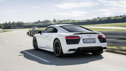 Audi R8 V10 RWS 16