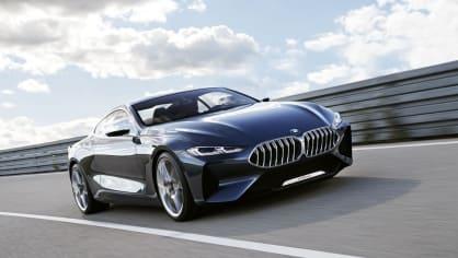 BMW Concept řady 8 6