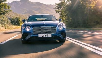 Bentley odhalilo nový Continental GT, vládce luxusních kupé. 24