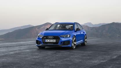 Audi RS4 Avant 1