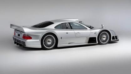Mercedes-Benz AMG CLK GTR 6