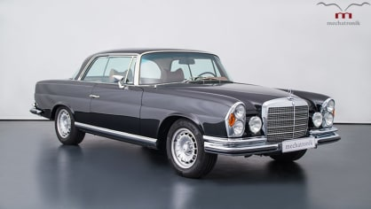 Mercedes-Benz W111 M-Coupe 4