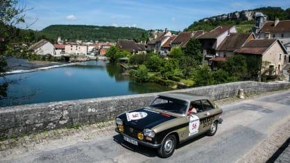 Peugeot sraz historických vozů