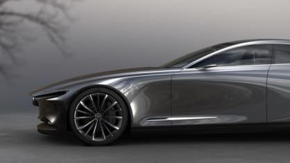 Mazda Vision Coupe 9
