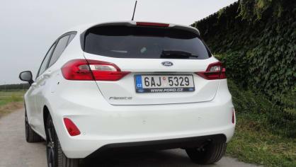 Ford Fiesta 1,1 Trend 5