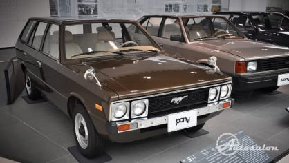 Hyundai Pony 1974 2