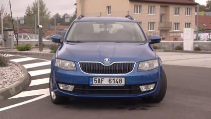 Škoda Octavia III. generace 2