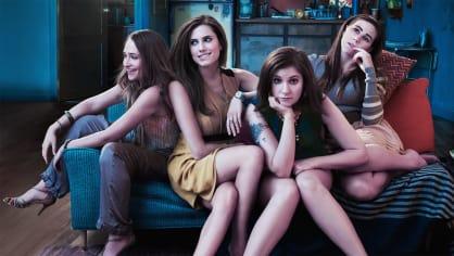 Který seriál byl nejvíc sexy? 1