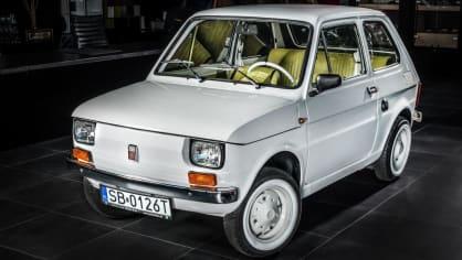 Polski Fiat 126p pro Toma Hankse 1