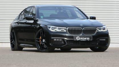 BMW 750d G-Power 2