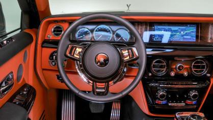 Rolls-Royce Phantom 2018 9