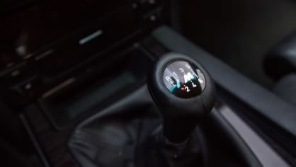 BMW 530i E60 interiér 3