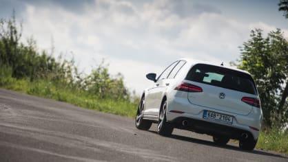 Volkswagen Golf GTI jízda 6