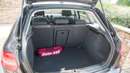 Audi A3 vypadá dobře i po šesti letech a 160 000 kilometrů. 15