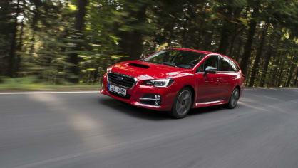 Subaru Levorg poprvé v Česku - Obrázek 1