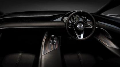 Mazda Vision Coupe 2