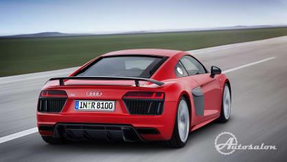 Audi R8 V10 Plus 31