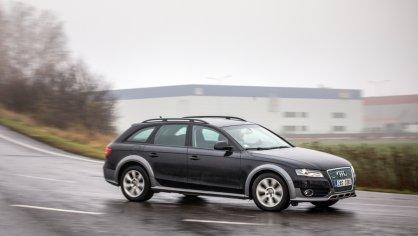 Audi A4 Allroad 2.0 TDI CR jízda 2