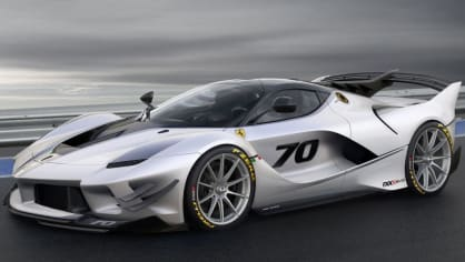 Ferrari FXX K Evoluzione 4