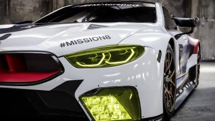 BMW M8 GTE  3