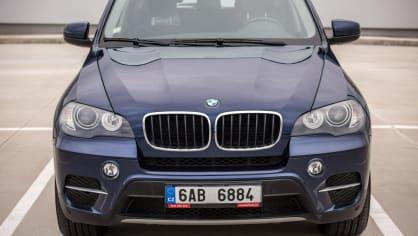 BMW X5 xDrive30d exteriér 6