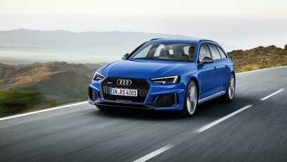 Audi RS4 Avant 6
