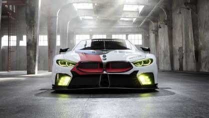 BMW M8 GTE  1