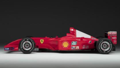 Ferrari F2001 no.211 3