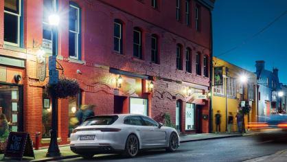 Porsche Panamera Turbo S E-Hybrid Sport Turismo 6