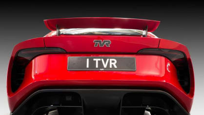 TVR Griffith 12