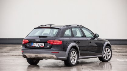 Audi A4 Allroad 2.0 TDI CR exteriér 10