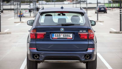 BMW X5 xDrive30d exteriér 12