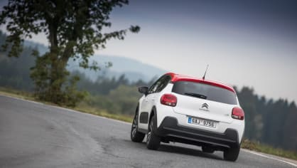 Citroën C3 1.2 PureTech jízda 9