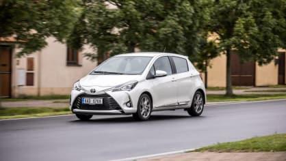 Toyota Yaris 1.5 VVT-iE jízda 8