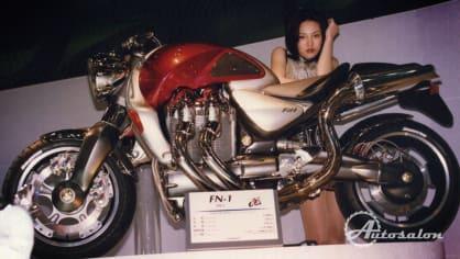 Honda FN-1 Supermoto