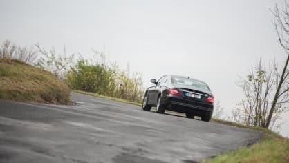 Mercedes-Benz CLS 320 CDI jízda 4