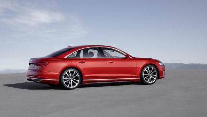 Vlajková loď Audi odhalena. Nová A8 11