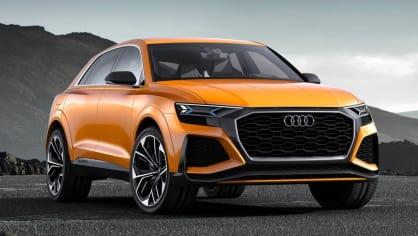 Koncept Audi Q8. 2