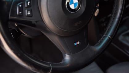 BMW 530i E60 interiér 6