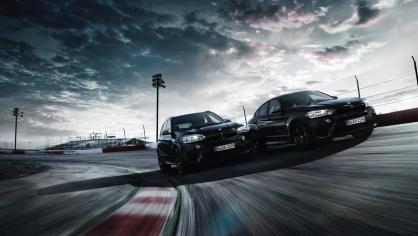 BMW X5 M a X6 M Black Fire 6