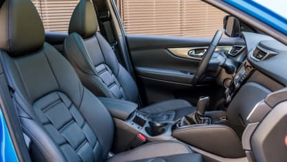 Nissan vylepšil interiér Qashqaie. 6