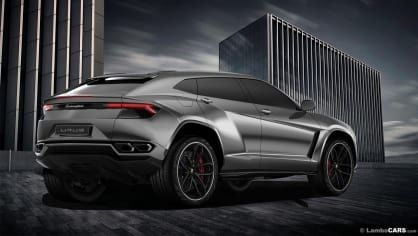 Lamborghini Urus má zaujmout ženy - Obrázek 12