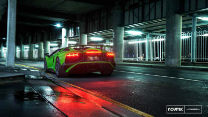 Lamborghini Aventador LP 750-4 SV Roadster od Novitec 16