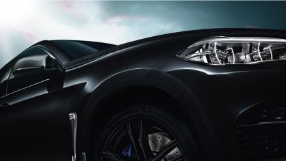 BMW X5 M a X6 M Black Fire 1