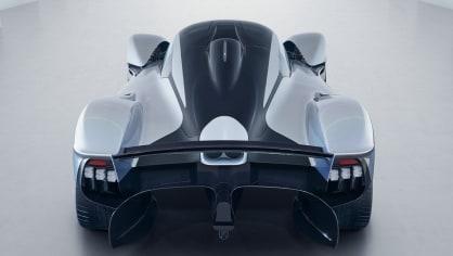 Aston Martin Valkyrie 5