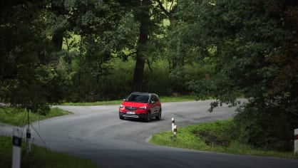 Opel Crossland X jízda 4