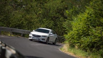 Opel Insignia Grand Sport 2.0 Turbo 4x4 jízda 5