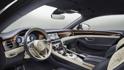 Bentley odhalilo nový Continental GT, vládce luxusních kupé. 11