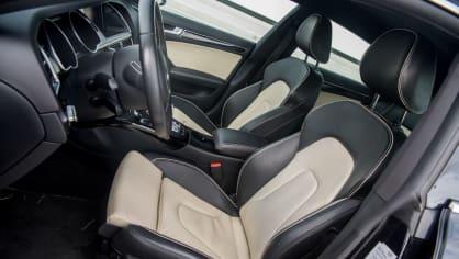 Audi A5 Sportback 2.0 TDI interiér 5